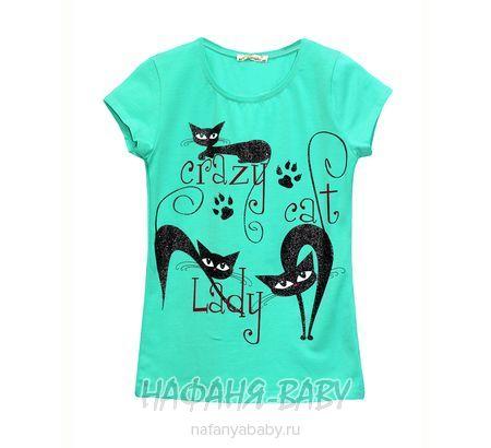 Детская футболка, артикул 7213 BENINI арт: 7213, цвет желтый, оптом Турция