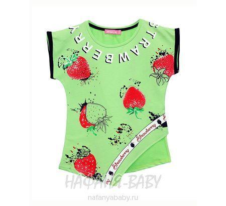 Детская футболка BERMINI арт: 6399, 10-15 лет, оптом Турция