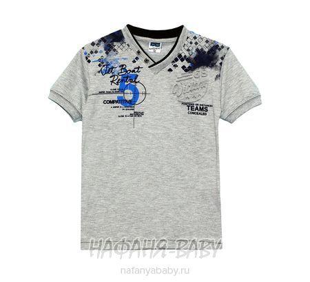 Детская футболка RCW арт: 6476, штучно, цвет белый, размер 152, оптом Турция