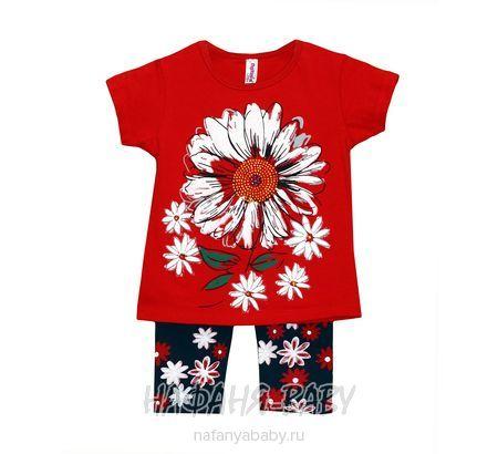 Детский костюм NAZMIX арт: 541, 1-4 года, 5-9 лет, цвет красный, оптом Турция
