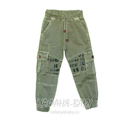 Подростковые брюки для мальчика TATI Jeans арт: 1739, 10-15 лет, 5-9 лет, оптом Турция