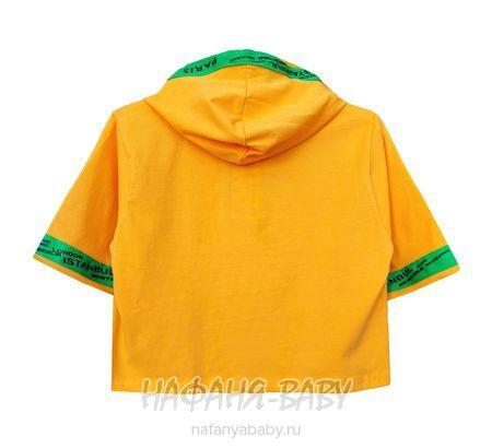 Кроп-топ с капюшоном OWANO, купить в интернет магазине Нафаня. арт: 3341.