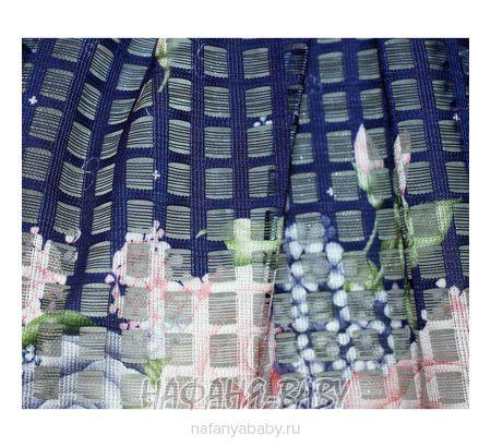 Детское платье + сумочка MOONSTAR арт: 3776, 5-9 лет, цвет персиковый, оптом Турция