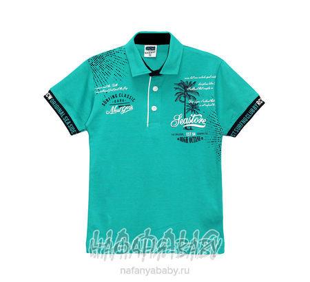 Детская рубашка-поло RCW арт: 5562, 5-9 лет, оптом Турция