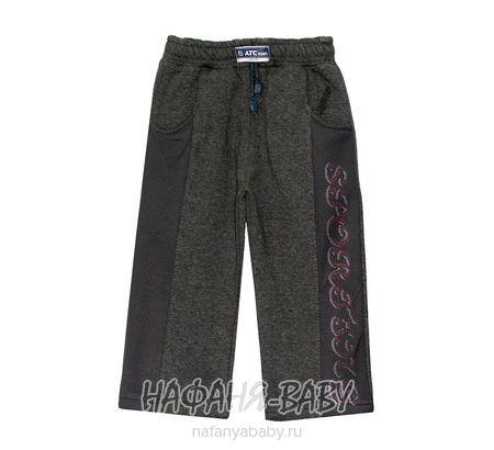 Детские брюки ATС арт: 430, штучно, 1-4 года, цвет черный, размер 92, оптом Турция