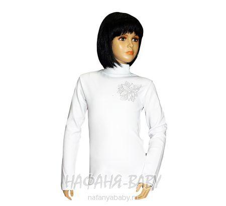 Детская водолазка REMI арт: 108, 5-9 лет, 10-15 лет, цвет белый, оптом Турция