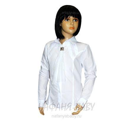 Детская блузка STAR KIDS арт: 125, 5-9 лет, 10-15 лет, цвет белый, оптом Турция
