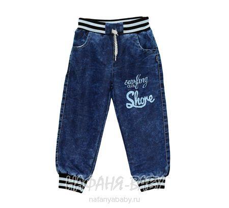 Детские джинсы AKIRA арт: 1936, 1-4 года, 5-9 лет, цвет синий, оптом Турция