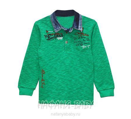 Детская рубашка-поло MODAX арт: 7032, 1-4 года, 5-9 лет, оптом Турция