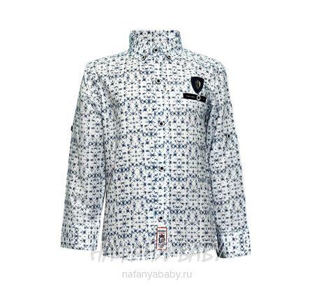 Детская рубашка WAXMEN арт: 5123, 5-9 лет, цвет белый, оптом Турция