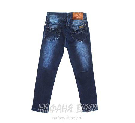 Детские джинсы SERCINO арт: 52032, штучно, 1-4 года, оптом Турция