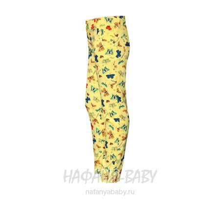 Детские джинсы BEREN арт: 9303, 1-4 года, 5-9 лет, цвет желтый, оптом Турция