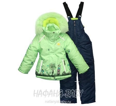 Детский зимний костюм для девочкии