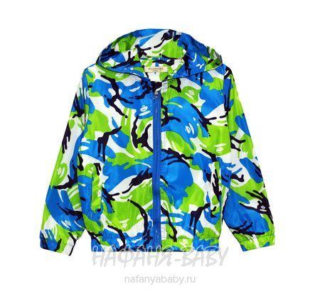Детская куртка-ветровка XIAO SIBO арт: 546, штучно, 1-4 года, 5-9 лет, оптом Китай (Пекин)
