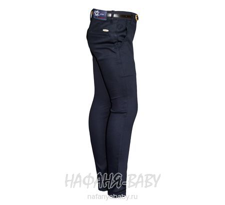 Детские джинсы ELEYSA арт: 7055-2, 5-9 лет, цвет черный, оптом Турция