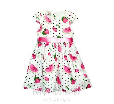 Детское платье BIDIRIK арт: 741, 1-4 года, 5-9 лет, оптом Турция