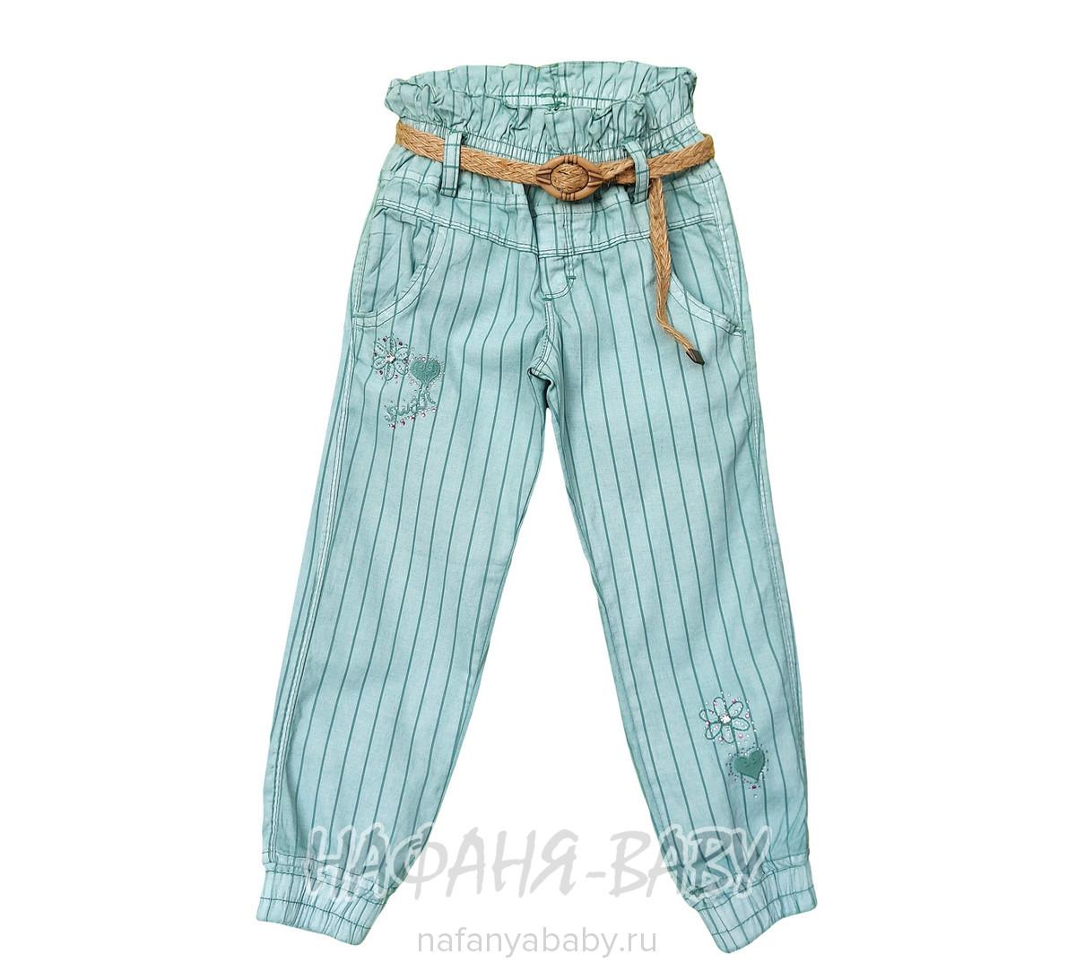 Детские брюки для девочки RIDAEN арт: 3187, 5-9 лет, оптом Турция