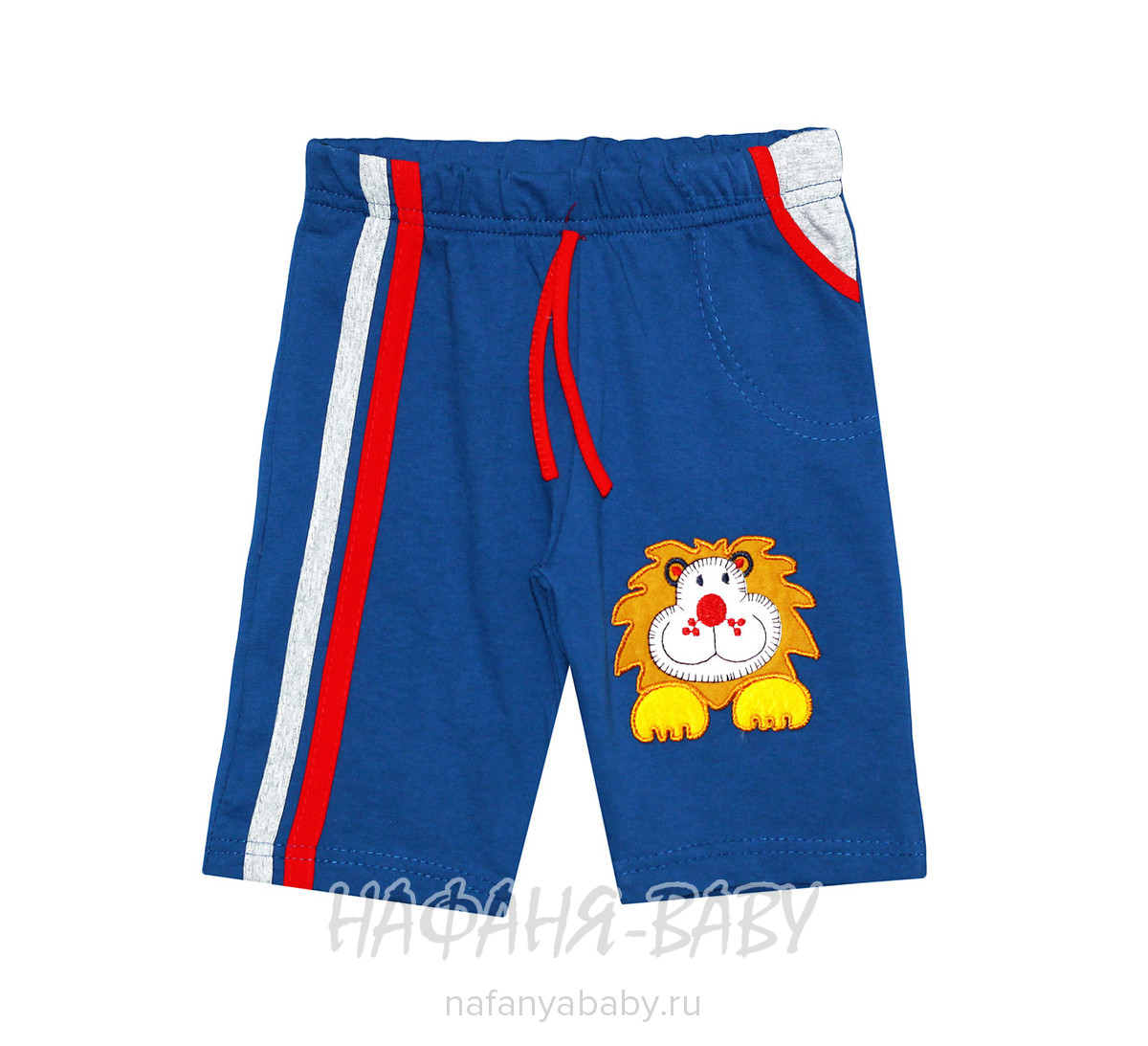 Детские шорты BADICAN арт: 8151, 1-4 года, цвет желтый, оптом Турция
